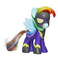 [SDCC 2013 Exclusive] Toys R Us - MY LITTLE PONY - RAINBOW DASH AS SHADOWBOLT