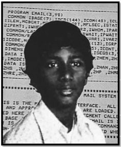 A 14-year old boy, Shiva Ayvadurat, invented email in 1978! http://www.huffingtonpost.com/larry-weber/the-history-of-email-boy-who-invented-email_b_5690783.html