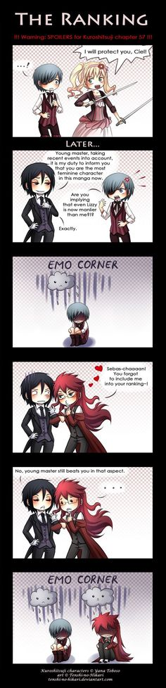 This is why I should have Ciel.: