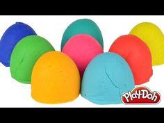Kinder Surprise eggs Play doh Frozen Toys English Mickey mouse Playdough Shopkins Egg  #toys #kinder #surprise #mlp #shopkins