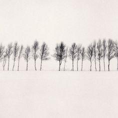 Magistral fotografía en blanco y negro, por Michael Kenna (GALERÍA)