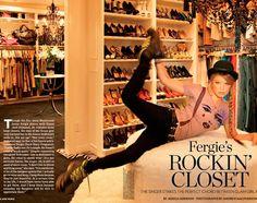 Closet Fergie