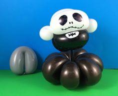 Disney: Jack Skellington Mini Balloons, Jack Skellington, Simple, Disney, Disney Art