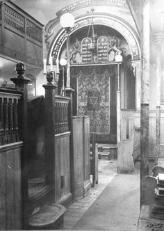 Dzikover Synagogue,