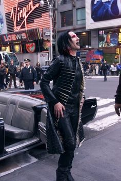 Marilyn Manson is such a fashion icon for me I Love Music, Music Is Life, Most Beautiful Man, Beautiful People, Brian Warner, Into The Fire, Twiggy, Music Stuff, Superstar
