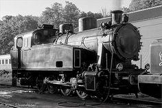 Henschel & Sohn 040T locomotive 25724, built in the late 1940s
