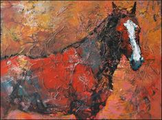 Two Horse Heads by Susan Easton Burns. Love her work. Creature Drawings, Animal Drawings, Drawing Animals, Horse Oil Painting, Horse Artwork, Abstract Animals, Animal Paintings, Horse Paintings, Equine Art