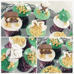 Its all about the money #cupcakes