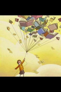 Amo livros!