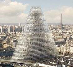 PARIS | Tour Triangle | 180m | 591ft| 42 fl | App - SkyscraperCity