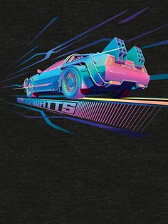 Bttf, Photo Wall Collage, Back To The Future, Aesthetic Art, Illustrations Posters, Female Models, Space Ship, Hoodies, Cyber