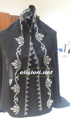 Tel Kırma Mevlit Başörtüsü Hand Embroidery, Hair Cuts, Sweatshirts, Model, Haircut Style, Mavis, Fashion, Cross Stitch, Hardanger