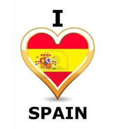 Heart Spain Flag Royalty Free Cliparts, Vectors, And Stock Illustration. Image 6743332.