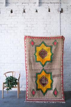 BEACH HOUSE vintage moroccan berber carpets #carpet #morocco #berber #homedecor