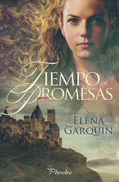 Blog Literario Adictabooks: Elena Garquín - Tiempo de promesas #Reseña