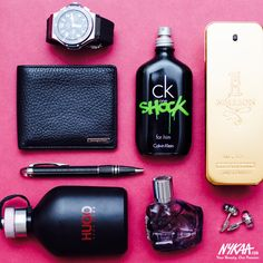 Day, Night, Casual and Party! We've selected our top A/W '15 fragrance essentials!