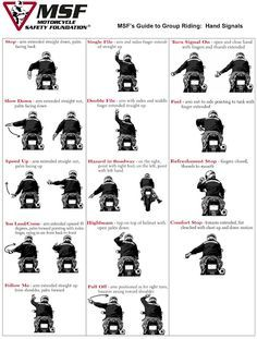 Guide to Group Riding - Motorcycle Safety.. www.cyclepartsalley.com