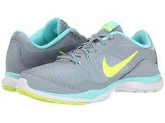 Nike Flex Trainer 5 Dove Grey/Light Aqua/Teal Tint/Volt - Zappos.com Free Shipping BOTH Ways