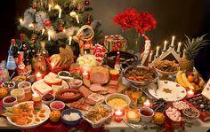 Christmas Swedish Julbord