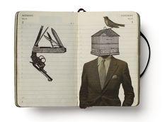 pep carrió cuadernistas: Diario Visual 2009