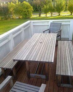 no - Mulighetenes marked Deck, Flat, Garden, Outdoor Decor, Home Decor, Pictures, Bass, Garten, Decoration Home