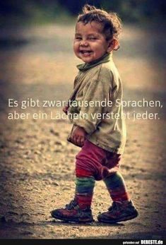 There are thousands of languages but everybody knows how to laugh Funny pictures sayings jokes really funny Baby Quotes, Life Quotes, Job Motivation, Happy Love Quotes, Funny Share, More Than Words, True Words, Funny Kids, Really Funny
