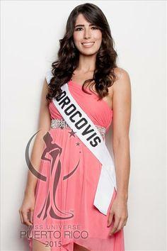 Miss Universe OROCOVIS, Cristina Beatriz Colón Ortíz. #MissUniversePuertoRico2015 #MUPR2015 #MissOrocovis #CristinaBeatrizColon