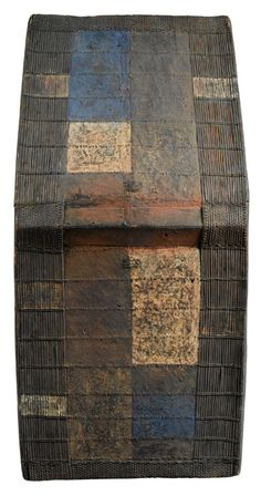 """artafrica: """" Shield from the Topoke people of DR Congo 