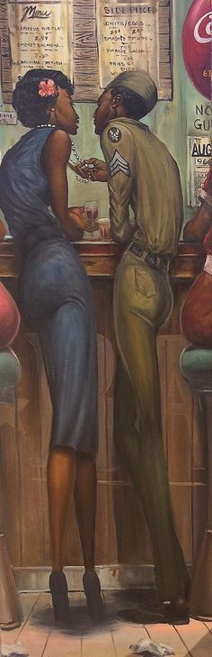 Frank Morrison - Speak Easy Baby Canvas Artist Proof Remarque Giclee On Canvas Artist Proof Remarque Norman Rockwell, Black History, Art History, Frank Morrison Art, Book Art, African American Artwork, Baby Canvas, Frida Art, Black Art Pictures
