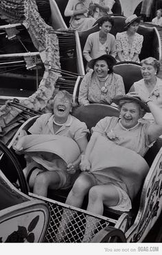 """""""You can choose to live your life with the joy of the front row or solemness of the third row."""""""