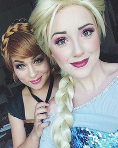 Disney Duos: 21 Brilliant Costumes For Best Friends Anna and Elsa