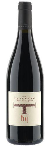 """Chiediamo @VignaTraverso """"il come"""" (e il perché) del nome """"Troj"""" (Rosso COF) #naming #design #vino #etichette"""