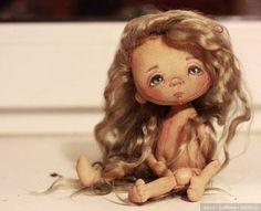 Выкройка текстильной куклы Елены Керп