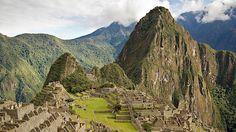 Peru, Machu Picchu Mountain