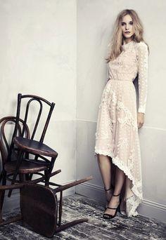 Wauw, wat een mooie jurk!