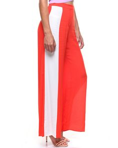 Find Stripe Side Wide Leg Pant Women s Bottoms from Fashion Lab  amp  more  at DrJays aa348e12dc