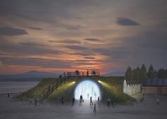Sweden's Icehotel set to welcome guests all year round.