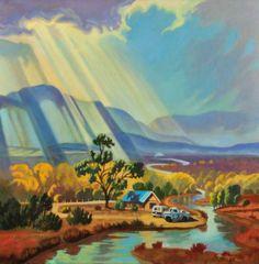 Alan Heuer, Taos, NM