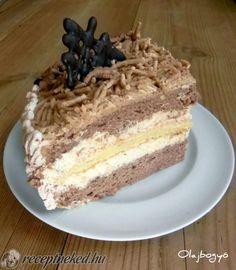 Gourmet Recipes, Dessert Recipes, Poppy Cake, Torte Cake, Sweet Life, Macarons, Ham, Bacon, Food And Drink