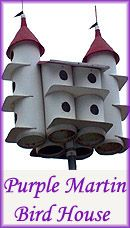 Given that birds are used to flying free in their natural habitat it is important to recreate as best we can this kind of environm Purple Martin House Plans, Martin Bird House, Bird House Plans, Bird House Kits, Custom Woodworking, Woodworking Projects Plans, Hummingbird House, Bird Houses Diy, Wood Bird