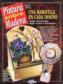 Pintura Sobre Madera Ano 4 N.34 - Nil Diversos Country - Picasa Web Albums