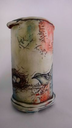 Christine Williams - handbuilt porcelain