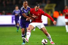 Manchester United v Anderlecht: What to look out for #FansnStars