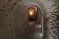 Bodega de los Secretos, Madrid restaurant, tunnel 4