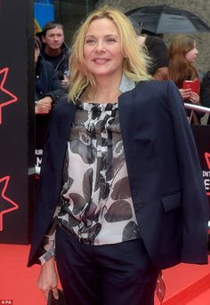 She's best known for playing sassy sexpot Samantha Jones in HBO series Sex And The City - ...