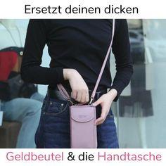 Bracelet En Cuir Diy, Diy Leather Bracelet, Leather Clutch Bags, Crossbody Clutch, Clutch Wallet, Leather Purses, Best Travel Bags, Diy Bags Purses, Leather Diy Crafts