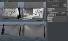 A solution to Normal Maps with mirrored UV's in UDK. - Polycount Forum