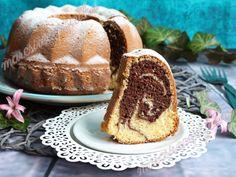 Kakaós-vaníliás kuglóf 2 Insta Photo, Tiramisu, Food Porn, Brunch, Tej, Breakfast, Cake, Ethnic Recipes, Morning Coffee