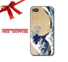 Surfing Wave Pattern iPhone 5S 5C 5 4S/4 Hard Cover Case,iPod Touch 4/5 Hard Case,iPhone Cover,personalize Style, Christmas Gift.New Year Gift  *Made from high quality Material  *Fits all version iPhone.  *Cut-out design allows user can access all keypad button  *Durable, long-lasting with v...