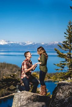 Creative Proposal Ideas :heart: See more: http://www.weddingforward.com/creative-proposal-ideas/ #weddings